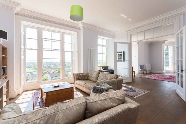 Thumbnail Detached house for sale in Meethill Road, Alyth, Perthshire