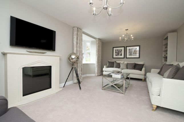 """Thumbnail Detached house for sale in """"Maddoc"""" at Adlington Road, Wilmslow"""