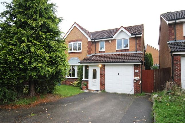 Thumbnail Detached house to rent in Claret Close, Aigburth, Liverpool