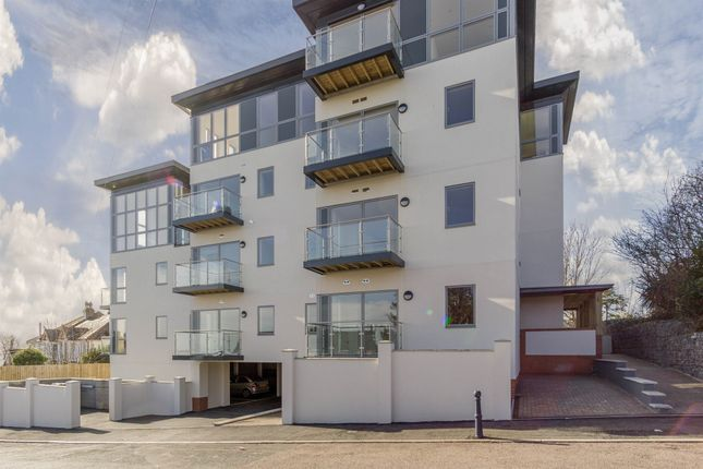 Thumbnail Flat for sale in Winterbourne Road, Teignmouth