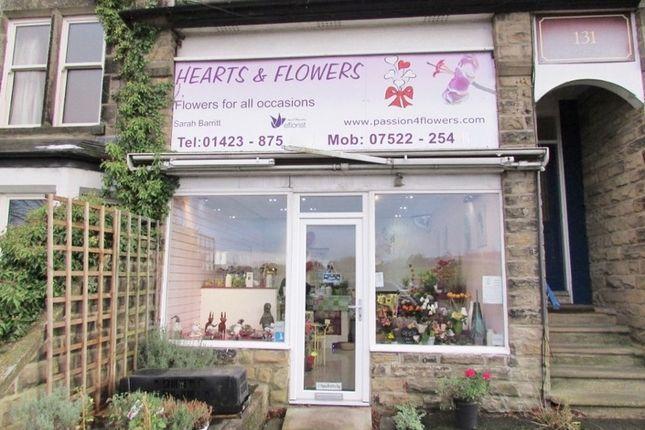 Retail premises for sale in 131 Otley Road, Harrogate
