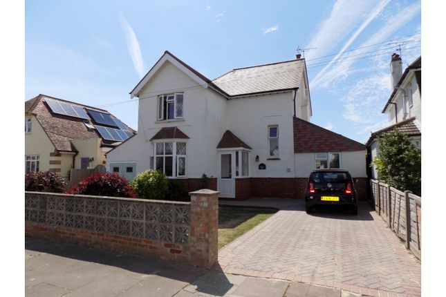Thumbnail Detached house for sale in Harvey Road, Worthing