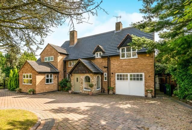 Thumbnail Detached house for sale in Longford Road, Cannock, Staffordshire