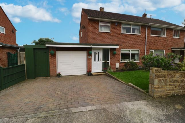 Semi-detached house for sale in Pattinson Close, Yeovil