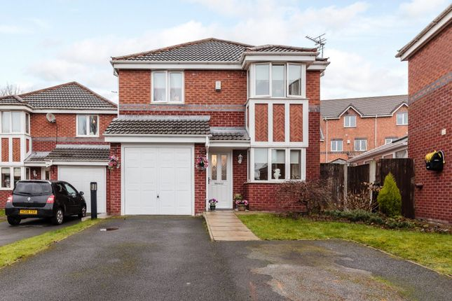 4 bed detached house for sale in Grisedale Close, Manchester, Lancashire
