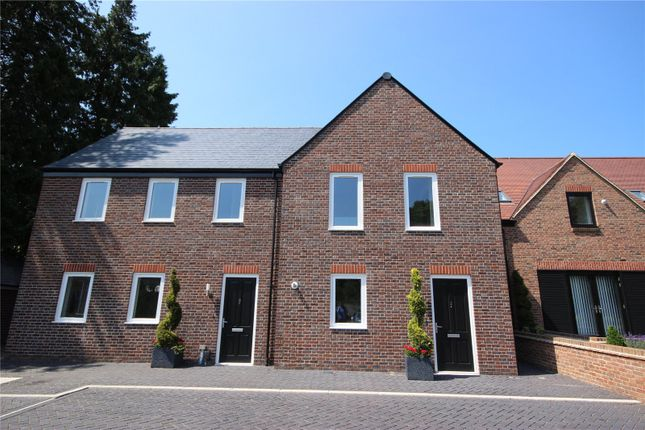 Thumbnail Semi-detached house for sale in Welcombe House, Harpenden, Hertfordshire