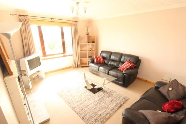 Thumbnail Flat to rent in Gillespie Crescent, Aberdeen