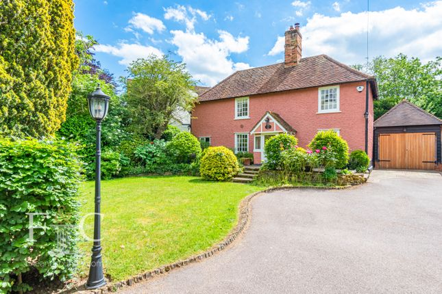 Thumbnail Cottage for sale in Middle Street, Nazeing
