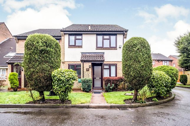Thumbnail End terrace house for sale in Compton Drive, Streetly, Sutton Coldfield
