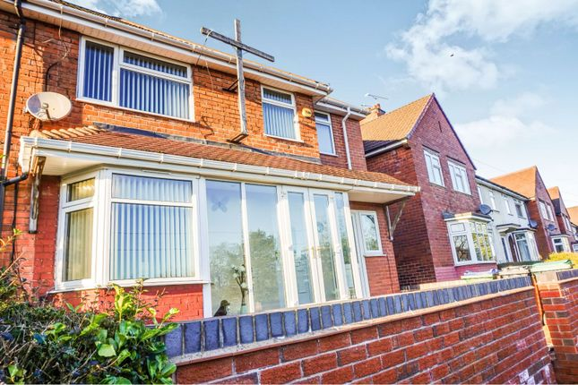 Thumbnail Semi-detached house for sale in Goodyear Road, Smethwick