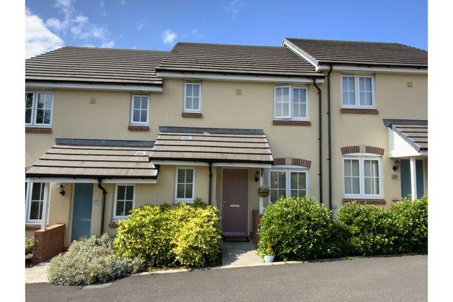 Thumbnail Terraced house for sale in Emily Fields, Swansea
