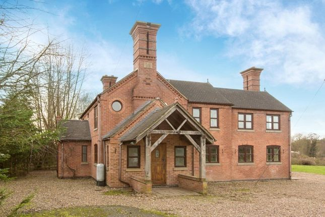 Thumbnail Detached house to rent in By Pass Road, Uttoxeter, Staffordshire