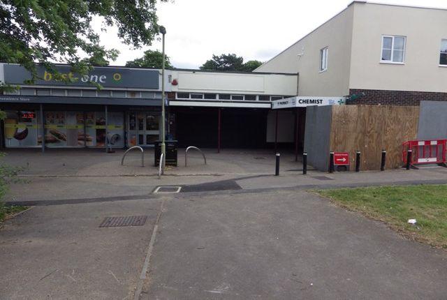Thumbnail Retail premises for sale in Wessex Close, Basingstoke
