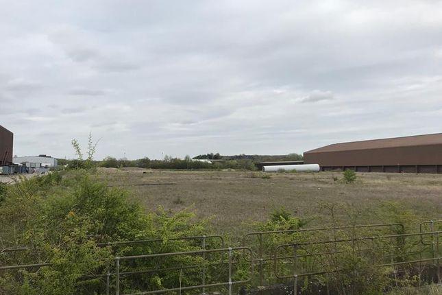 Thumbnail Land to let in Plot 12, Melton Commercial Park, Melton Mowbray, Leicestershire