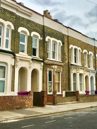 Thumbnail Terraced house to rent in Lyal Road, Mile End
