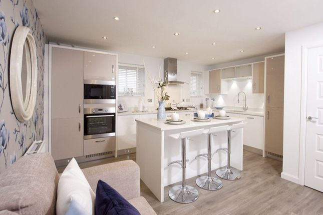 "Thumbnail Detached house for sale in ""Lincoln"" at Larch Road, Huyton, Liverpool"