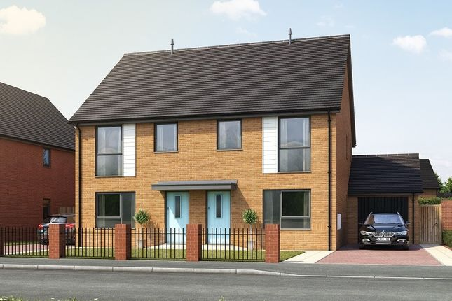 Thumbnail Semi-detached house for sale in Meadway, Birmingham