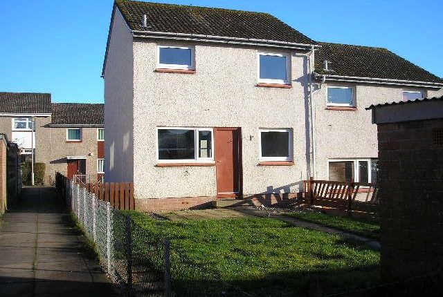 Thumbnail End terrace house to rent in Kintail Crescent, Inverness