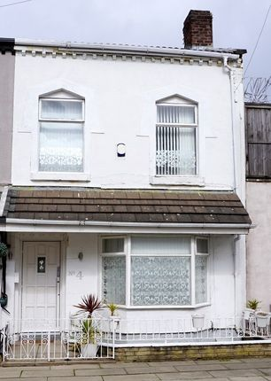 1 bed terraced house for sale in Cathedral Road, Anfield, Liverpool L6