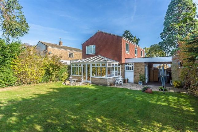 Thumbnail Detached house for sale in Wheat Knoll, Kenley