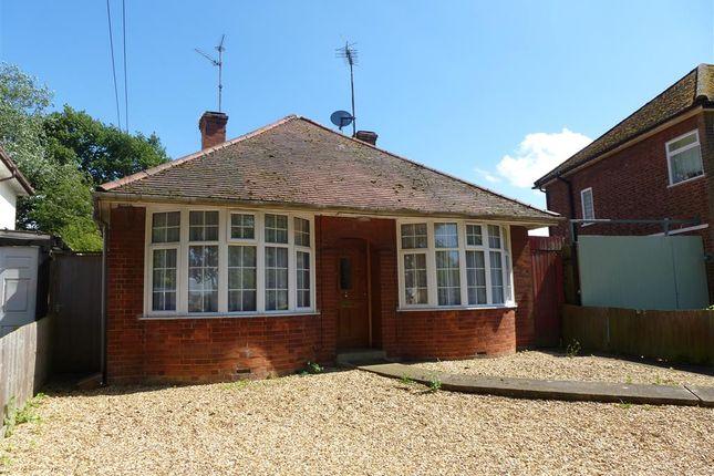 Thumbnail Detached bungalow for sale in Oundle Road, Orton Longueville, Peterborough