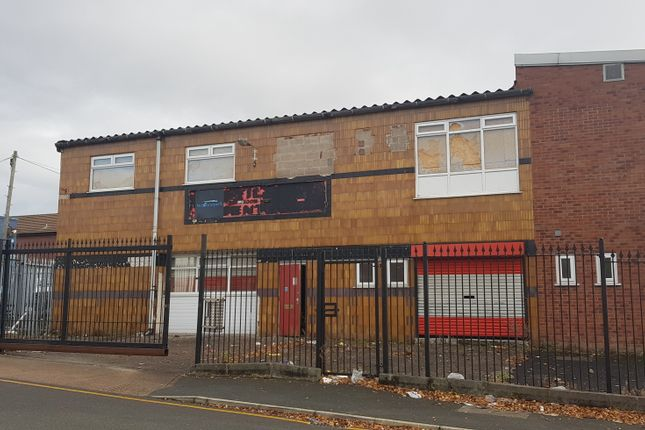 Thumbnail Office for sale in Elm Street, Swinton, Manchester