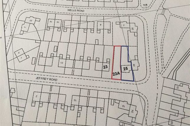 Thumbnail Land for sale in Jeffrey Road, Rowley Regis