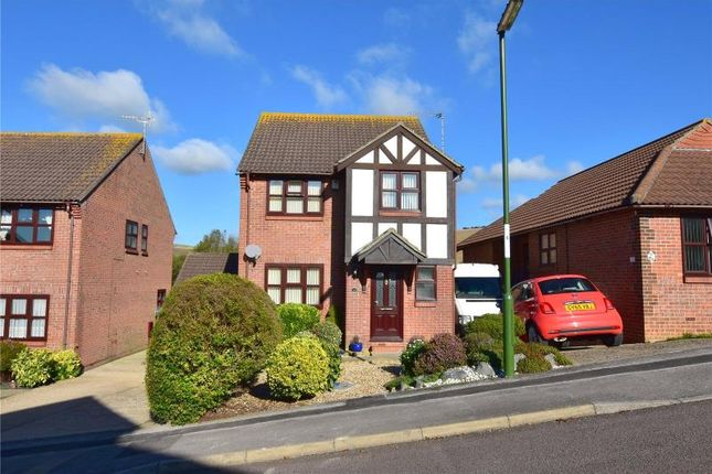 Thumbnail Detached house for sale in Highview, Sompting, West Sussex