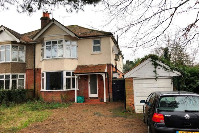 Thumbnail Flat for sale in Bassett Crescent West, Bassett, Southampton
