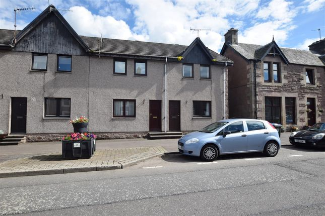 Thumbnail End terrace house for sale in Clincart Cottages, Moray Street, Blackford