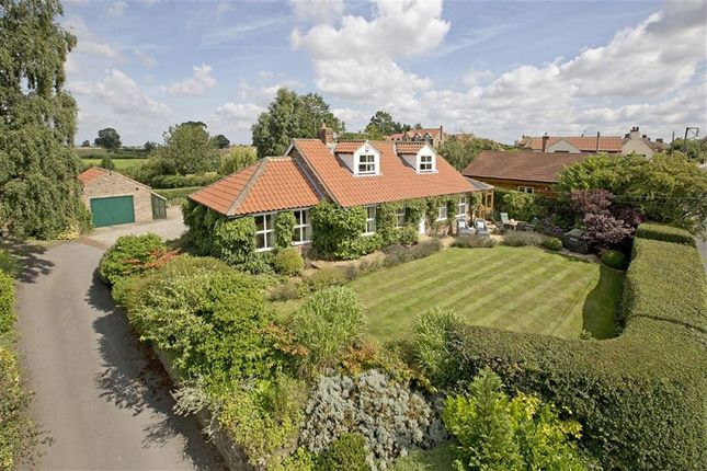 Thumbnail Detached house for sale in Arkendale, Knaresborough, North Yorkshire