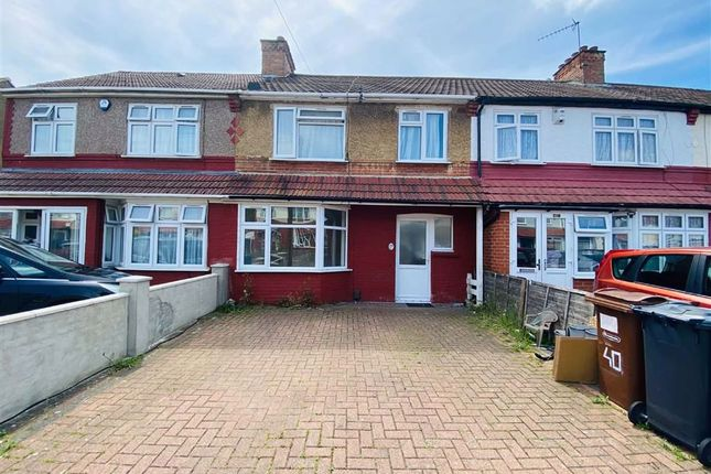 Thumbnail Terraced house to rent in Avondale Road, Harrow, Middlesex