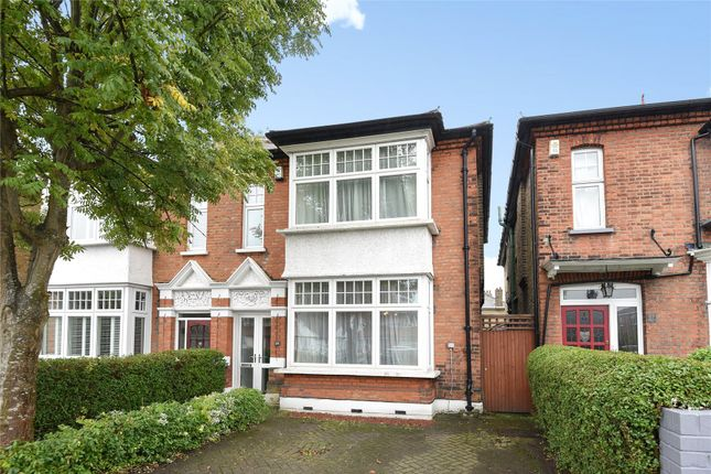 Thumbnail Semi-detached house for sale in Southwood Road, London