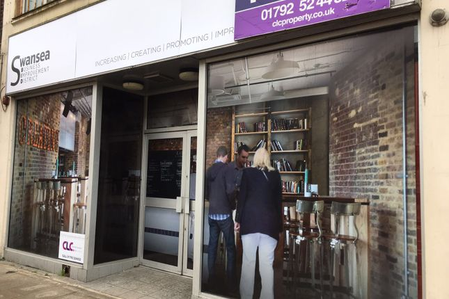 Thumbnail Restaurant/cafe to let in The Kingsway, Swansea