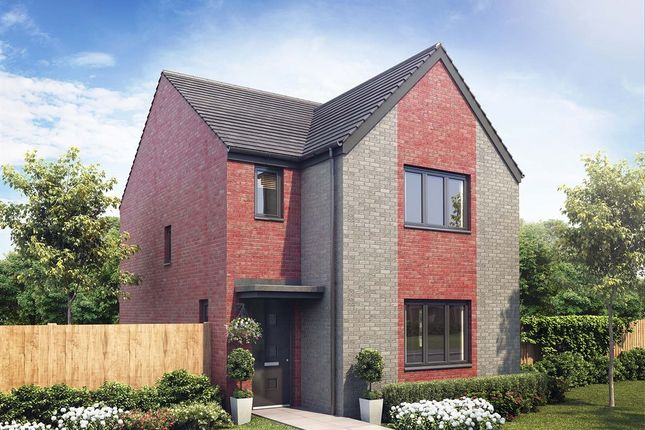 "Thumbnail Detached house for sale in ""The Hatfield"" at Aykley Heads, Durham"