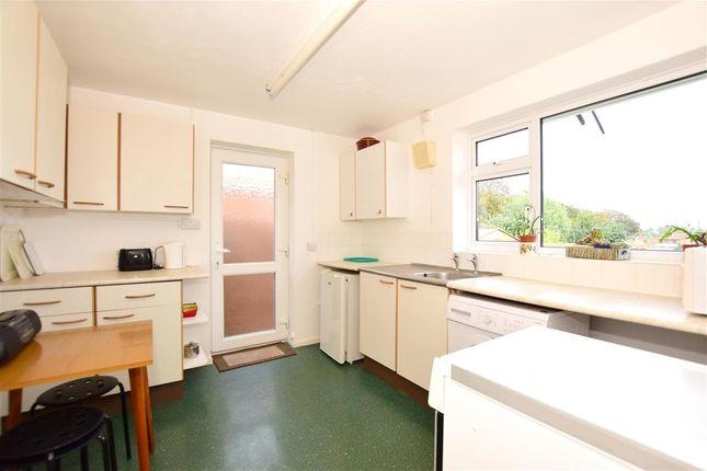Thumbnail Detached bungalow for sale in Paddock Close, Sholden, Deal, Kent