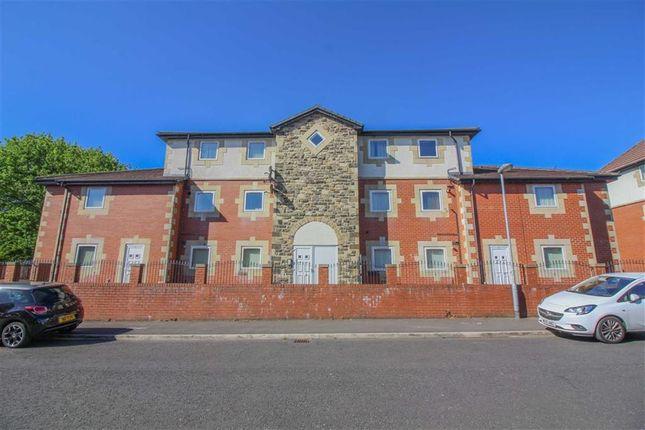 Thumbnail Flat to rent in Church Mews, Bury, Lancs