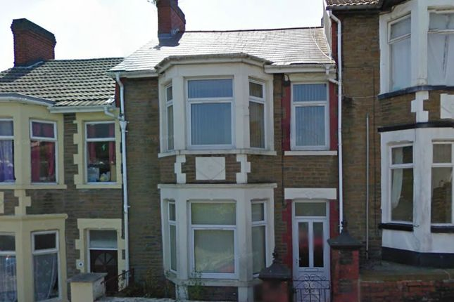 Thumbnail Terraced house to rent in Stow Hill, Treforest, Pontypridd