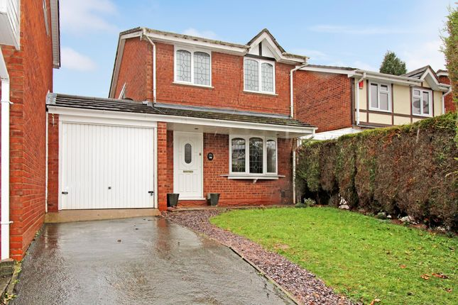 Thumbnail Link-detached house for sale in Cheviot, Wilnecote, Tamworth