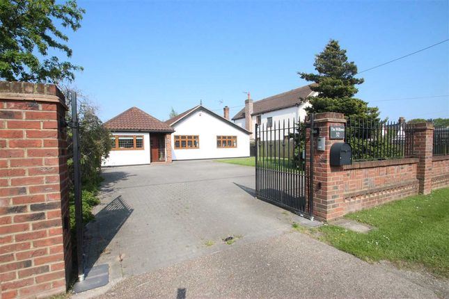 Thumbnail Bungalow for sale in Weeley Road, Little Clacton, Clacton-On-Sea