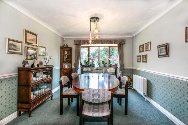 Dining Room of Hobbs Park, St. Leonards, Ringwood BH24
