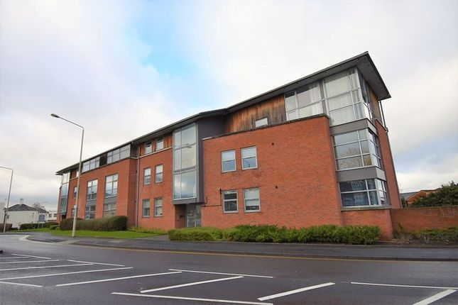 Thumbnail Flat for sale in 10 Victoria Road Apartments, Wellington, Telford