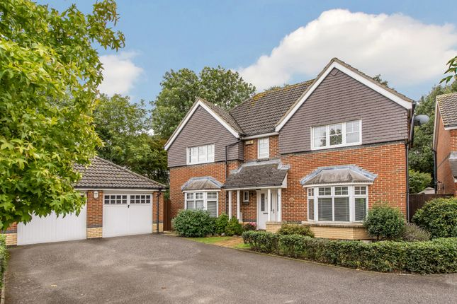 Thumbnail Detached house for sale in Nigel Fisher Way, Chessington, Surrey