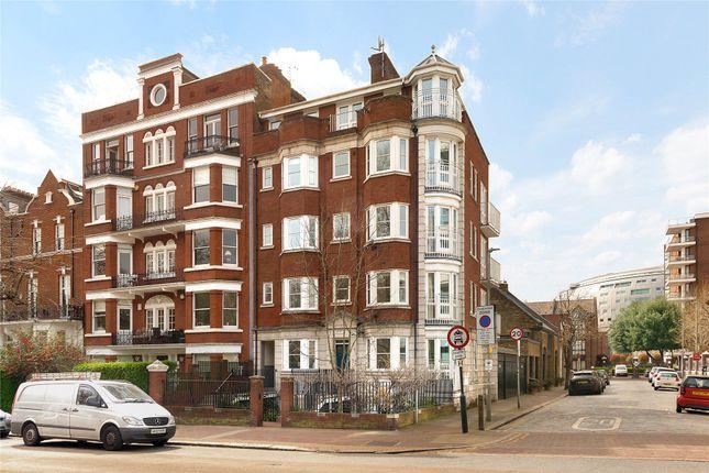 Thumbnail Flat for sale in Prince Regent House, 117 Albert Bridge Road, London