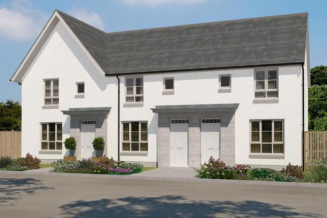 """Thumbnail End terrace house for sale in """"Cawdor"""" at Berryden Road, Aberdeen"""