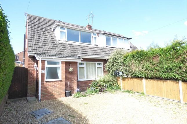 Thumbnail Semi-detached house for sale in Oldcroft, Oakengates, Telford, Shropshire