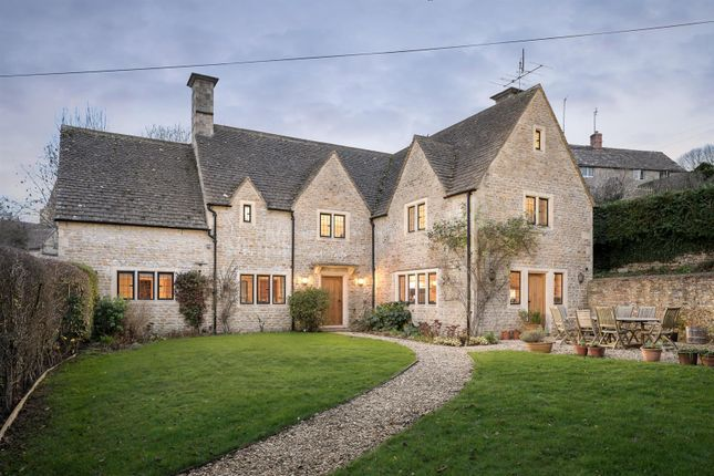 Thumbnail Detached house for sale in Sapperton, Cirencester