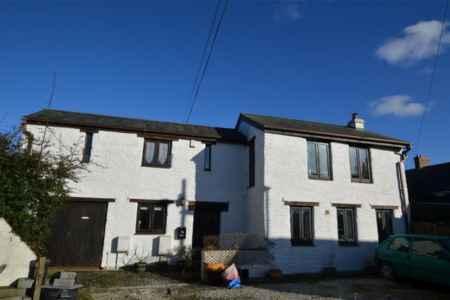 Thumbnail Detached house to rent in Addington North, Liskeard, Cornwall