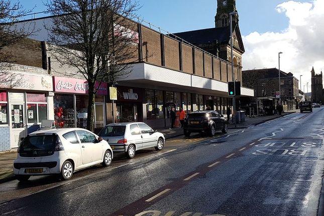 Street View of Woodfield Street, Morriston, Swansea, City & County Of Swansea. SA6