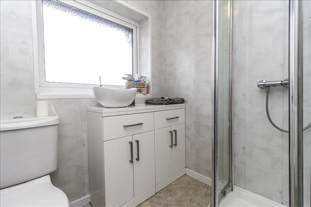 Shower Room of Silloth Crescent, Barrow In Furness LA14